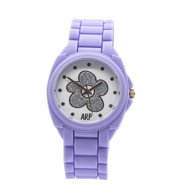 agatha-ruiz-de-la-prada-reloj-analgico-gum-flor-lila-agr184-539460-a ALICESS