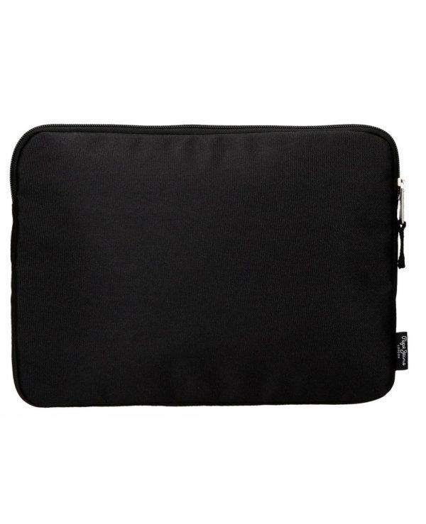 funda-para-tablet-uma-negra-pepe-jeans-negro-6396861-30cm funda tablet pepe jeans alicess