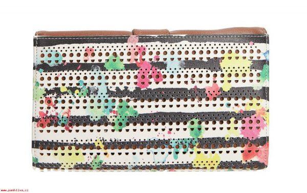 klasický peněženka Desigual 61Y53H1 Lengueta Marine 1006 Hueso_3 MONEDERO LENGUETA MARINE DESIGUAL ALICESS