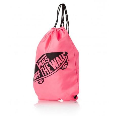 vans-saco-gymsack-wm-benched-bag-strawberry-rosa saco vans alicess