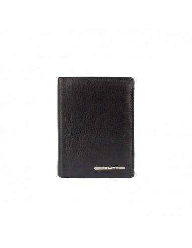 cartera-privata-pr-82098-negro billetero piel privata alicess