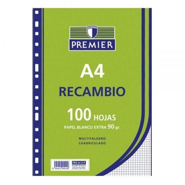 muestraMultiFoto recambio a4 premier alicess