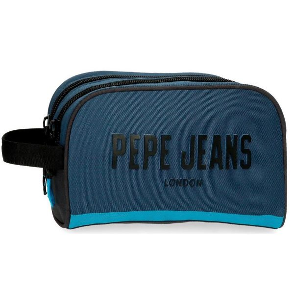 Neceser-Pepe-Jeans-azul neceser pepe jeans alicess